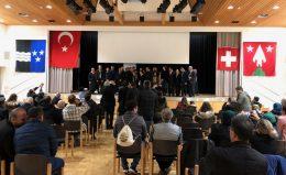 Hutbe güzel okuma Isvicre Finalinden görüntüler…